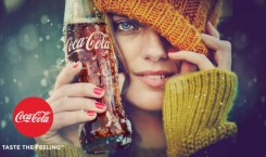 Coca Cola Taste the feeling 2