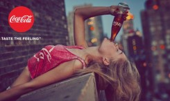 Coca Cola Taste the feeling 3