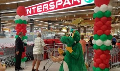 Interspar Pula ulaz