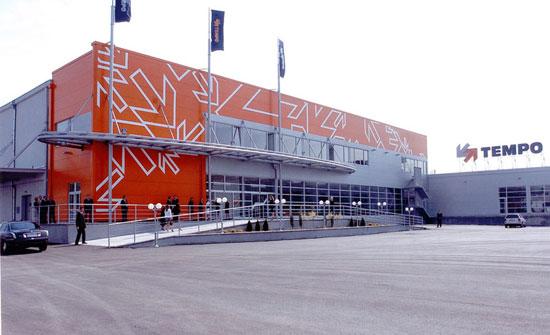 Tempo Centri U Srbiji Retail Serbia