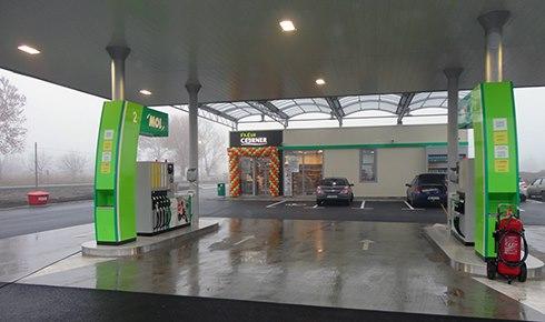 Nova Pazova Dobila Mol Benzinsku Stanicu Retail Serbia