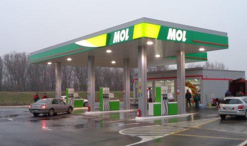 Mol Srbija Retail Serbia
