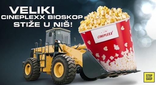 Cineplexx Stop Shop Niš