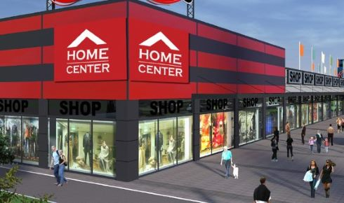 home center objekat