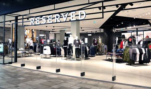 Reserved Big Shopping centar
