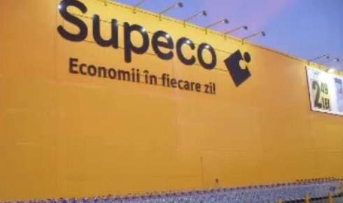 Supeco Carrefour Rumunija